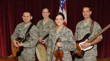U.S. Airforce Ensemble:  Celtic Aire