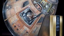 Apollo 11 Command Module <i>Columbia</i>