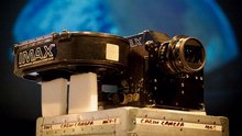 Shuttle IMAX Camera