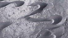 Dunes on Mars