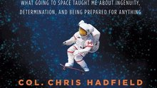 Book Cover: An Astronaut's Guide to Life on Earth