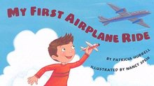 Book Cover: My First Airplane Ride