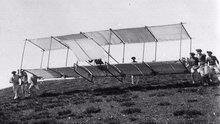 Ferber Wright-type Glider, 1902