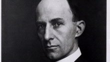 Signed Portrait of Wilbur Wright