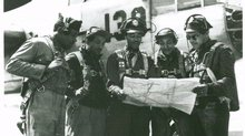 Tuskegee Airmen Bomber Crew