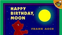 Book Cover: Happy Birthday, Moon