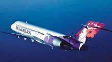 Hawaiian Airlines Boeing 717