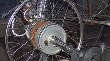 Clement V-2 Engine