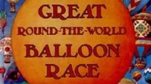 Book Cover: The Great Round-the-World Balloon Race