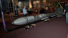 Goddard Rocket in Transport