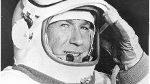 Portrait of Aleksei Leonov