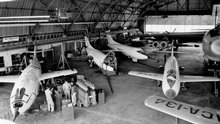 NACA Hangar