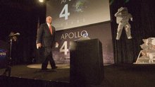 Neil Armstrong at Apollo 40 Years Event
