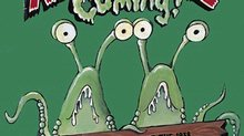 Book Cover: Aliens Are Coming!