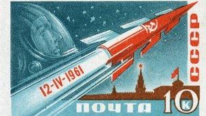 Vostok Stamp