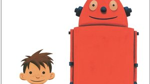 Book Cover: Boy + Bot