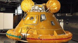 Apollo Boilerplate Command Module at the Udvar-Hazy Center