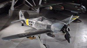 Focke-Wulf Fw 190 F at the Udvar-Hazy Center