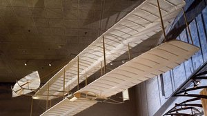 1902 Wright glider (reproduction)