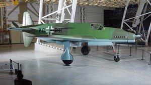 Dornier Do 335 A Pfeil at the Udvar-Hazy Center