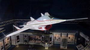 Highly Maneuverable Aircraft Technology (HiMAT) Research Plane