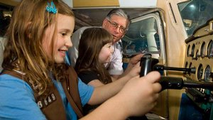 Women in Aviation and Space Family Day at the Steven F. Udvar-Hazy Center