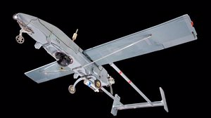 RQ-2A Pioneer in the Military Unmanned Aerial Vehicles (UAV)