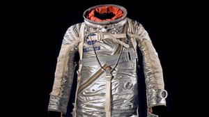 Alan Shepard's Freedom 7  flight suit