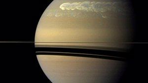 Saturn's Storm