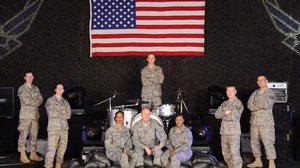 US Air Force Band Max Impact