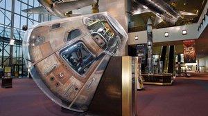 Apollo 11 Command Module <i>Columbia</i>