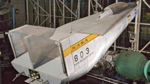 M2-F3 Lifting Body