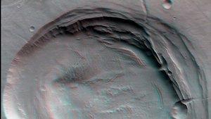 Mars in 3D