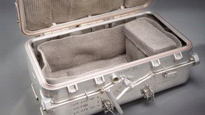 Apollo Lunar Sample Return Container