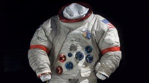 Cernan's Spacesuit, Apollo 17