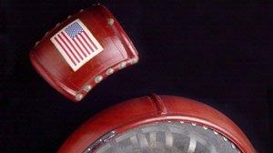 Lunar Roving Vehicle Wheel, Fender