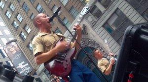Quantico Marine Corps Rock Band