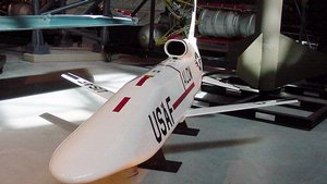 Missile, Cruise, Air-launched, AGM-86A,Missile