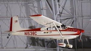 """Cessna C-180 """"Spirit of Columbus"""""""