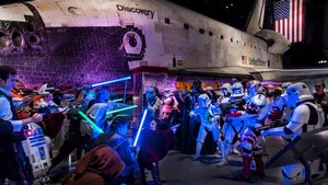 The Force is Strong at Air & Scare