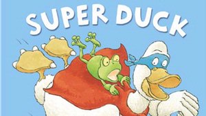 Book Cover: Super Duck