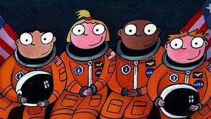 Book Cover: Astronaut Handbook