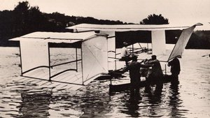 Voisin-Blériot Float Glider
