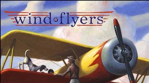 Book Cover: <em>Wind Flyers</em> by Angela Johnson