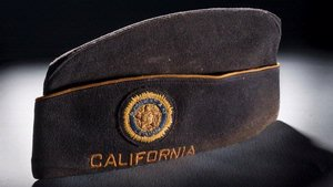 William Powell's American Legion Cap