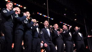 Singing Sergeants