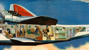 Martin M-130 Clipper Cutaway Drawing