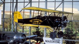 Pitcairn PA-5 Mailwing, America by Air Gallery