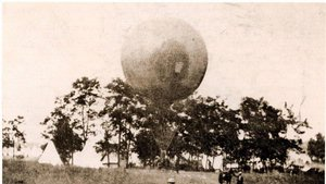 Thaddeus S.C. Lowe's Balloon
