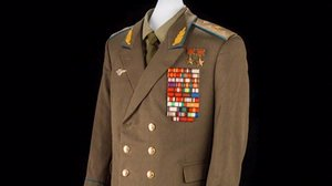 Leonov's Military Uniform